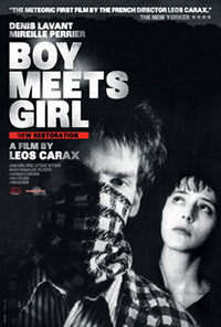 Affiche Boys Meet Girl